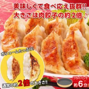 大阪王将ジャンボにら餃子!ボリュームBIGぎょうざ【大阪王将】 cho2015
