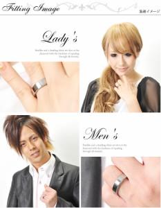 【METAL Evolution】【二人を繋ぐ愛】送料無料、指輪、ペアリングにも◎、名前記念日の刻印も可、タングステンリング/tsr004j/aut_ma