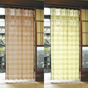 竹カーテン [お部屋に竹涼風を]