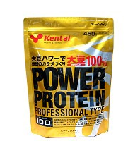 パワープロテイン プロフェッショナルタイプ 450g 【Kentai(ケンタイ)/健康体力研究所】