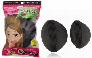 【即納】超ぉ〜便利♪即効盛りヘアー ボリューム盛り ギャル盛り ウィッグ 盛り髪ベース(つけ毛 ポイント ヘアアップ)