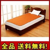 【送料無料!ポイント2%】暖房代を節約して朝までぐっすり!蓄熱ぽかぽか敷きパッド