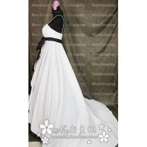 DK597 ◆ VOCALOID (ボーカロイド) 巡音ルカ  山茶花  風★コスプレ衣装 新品 完全オーダメイドも対応可能