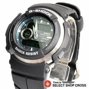 CASIO カシオ G-SHOCK Gショック メンズ 腕時計 G-スパイク G-SPIKE G-300-3AVDR  グリーン
