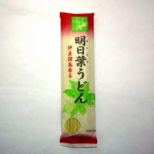 自慢の逸品「明日葉うどん250g」栄養豊かなあしたば入り!八丈島から産地直送/乾麺