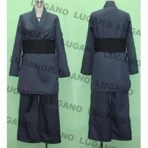 DK806 ◆ NARUTO ナルト 自来也(じらいや)  風 コスプレ衣装  新品 完全オーダメイドも対応