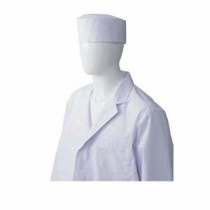 ホワイトウェアのコック帽&丸帽&三角巾 【天メッシュ丸帽】