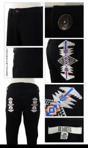 ビービー ダコタ SURI パンツ ブラック (BB DAKOTA SURI PANTS スキニーパンツ ジーンズ)