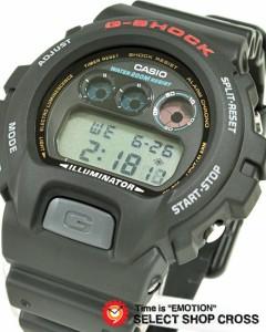 カシオ Gショック G-SHOCK メンズ 腕時計 DW-6900-1V ブラック 黒 海外モデル