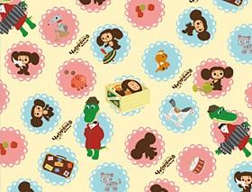 チェブラーシカ 洋菓子アソート/ キャラクター/出産内祝い/お祝/結婚内祝い/プレゼント/スイーツ/母の日/敬老の日/父の日