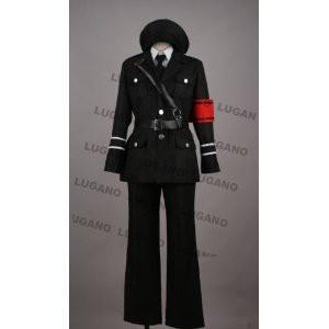 DK949 咎狗の血 (とがいぬのち) ★シキ  軍服  風 コスプレ衣装  完全オーダメイドも対応