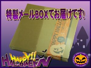 【ハロウィン】【メール便送料無料】ハッピーハロウィンパイ