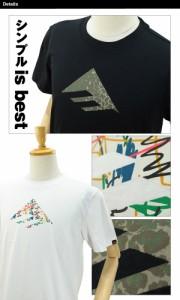 エメリカ トライアングル フィル 12.0 S/S Tシャツ スケート スケーターウエア (Emerica TRIANGLE FILL 12.0 S/S TEE)