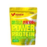 パワープロテイン デリシャスタイプ バナナ風味 450g 【Kentai(ケンタイ)/健康体力研究所】