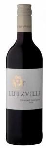 ルッツヴィル カベルネソーヴィニヨン [2012] 750ml /サクラアワード トロフィー / 南アフリカワイン