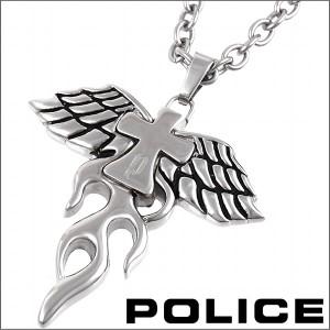 ポリス ネックレス プレートペンダント メンズ POLICE PHOENIX 25328PSS01