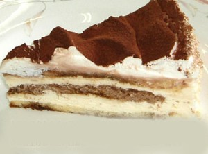 ヴォーノ!!   思わずイタリア人も声を上げた『ティラミス』 直径21cm7号サイズ バースデーケーキ/ギフト/誕生日ケーキ