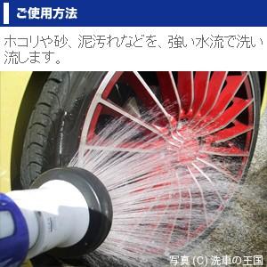ホイール&タイヤクリン詰め替え800ml // ホイールクリーナー タイヤクリーナー ホイル タイヤ洗浄剤 アルミ 汚れ落し ホイルクリーナー