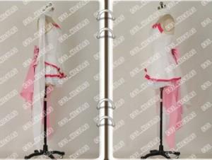 戦姫絶唱シンフォギア 天羽 奏★ コスプレ衣装 完全オーダーメイドも対応可能 * K2513