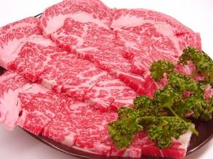 九州産 黒毛和牛★極上霜降りリブロース 焼肉用[100g]★ジュゥ〜シィ〜な味わい♪