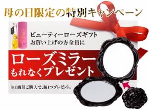 【ビューティーローズギフト】/spl/do/skc/母の日キャンペーン!もれなくローズミラーをプレゼント!