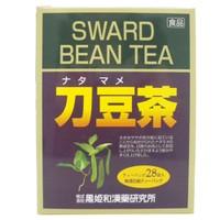 刀豆茶★SWARD BEAN TEA★ティーバッグ28袋入★無漂白紙ティーバッグ