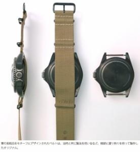 VAGUE WATCH BLK SUB/ブラックサブ ミリタリー腕時計 【送料無料】腕時計 メンズ Men's うでどけい ブランド 腕時計のシンシア