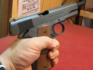 東京マルイ コルト M1911A1 ガバメント エアー・HOP【cat042】
