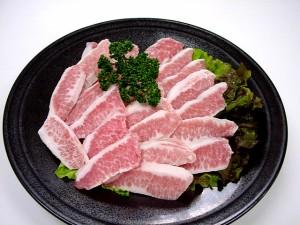 九州産○豚とろ(ほほ肉・つらみ)焼肉用[100g]★ぷりぷりシャキシャキ!
