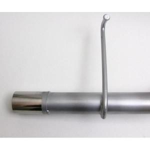 【適合確認必須】 税込 送料無料 リアマフラー ムーヴ L900S L910S 品番:55-136TP-55-137TP