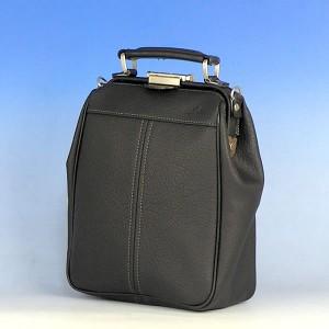 【送料無料】純日本製ダレス型セカンドバッグ『織人』≪4941縦≫鞄の聖地≪兵庫県豊岡より≫