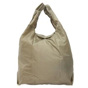 【エコバッグ】環境レジ袋★ベージュ