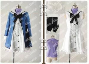 ましろ色シンフォニー 瓜生桜乃★ コスプレ衣装 完全オーダーメイドも対応可能 * K2517