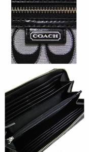 コーチ F49469/SV/Z3/1  COACH 長財布 小銭入れ付  ラウンドファスナー/import