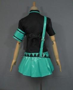 DK2357 高品質コスプレ衣装・ボーカロイド VOCALOID 初音ミク 恋は戦争 コスチューム、コスプレ 完全オーダーメイドも対応可能