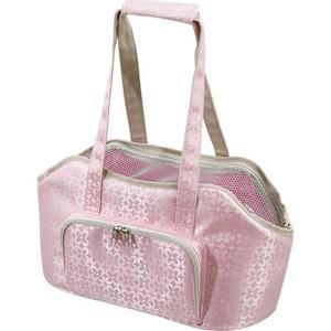 【特価】【バッグ】ペットキャリー 花柄ピンク☆♪