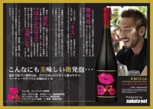【チェーチ】ランブルスコ バーチョ 750ml/イタリアワイン
