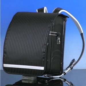 雨水を通さないランドセルカバー反射テープ付≪NEWストライプ柄≫クロネコDM便配送で送料無料