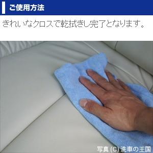 レザー トリートメント50ml // レザーワックス シート 革製品 保湿 ひび割れ ヒビ割れ 対策 経年劣化 防止 内装 保護 艶出し 内張り 車内