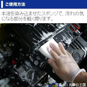 エンジン クリン150ml // エンジンルーム汚れ落とし 油汚れ オイル洗浄 グリス除去 カークリーナー 車カーシャンプー 油落し 油取り 洗車