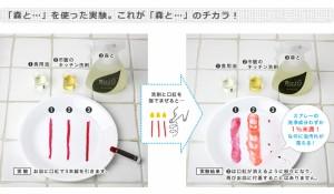 がんこ本舗【食洗器/手洗い用洗剤 森と スプレー】食器洗浄機 食器洗浄器 油汚れがスッキリ
