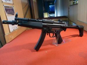 【モケイパドック】 電動ガン MP5-Japan【to-505】