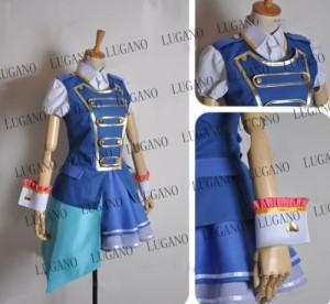 AKB0048 Next Stage 神崎鈴子風★コスプレ衣装 完全オーダメイドも対応可能 * K2232