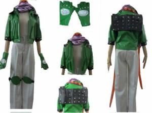 ジョジョの奇妙な冒険  シーザー・アントニオ・ツェペリ  コスプレ衣装 ★ 完全オーダメイドも対応可能 * K1852