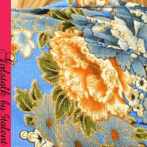 【Lサイズ】和ホルター♪和柄でしっとり★ラメスカーフ付のロングドレス!【キャバドレス/結婚式】