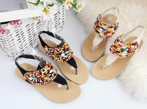 レディース トング サンダル 小さいサイズ 大きいサイズ 靴 22cm 22.5cm 23cm 23.5cm 24cm 24.5cm S M L XL サイズ