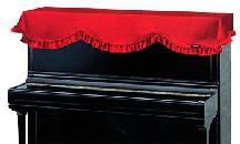 YAMAHA アップライトピアノトップカバー ニットベロア【UTCVシリーズ】【z8】