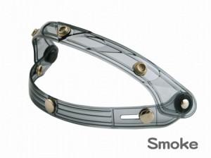 シールドを開閉タイプに変更できる☆イージーフリップ TNK EF-5  / バイク ヘルメット シールド用パーツ フリップアップアタッチメント