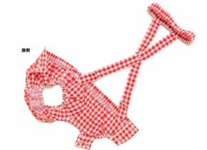 【きゃんナナ】サスペンダーパンツ SS・Sサイズ サニタリーパンツ 生理用パンツ 犬用