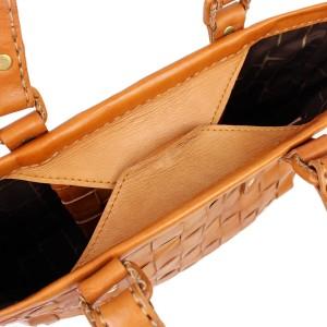 【即納】【送料無料】ロビタ robita バッグ トートバッグ メッシュレザートート スクエアトート Mサイズ 革 レディース AN-099M